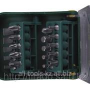 Набор Kraftool Бита в мобильном бит-боксе с клипсой, Cr-V, 25мм, 21 предмет Код: 26135-H21 фото