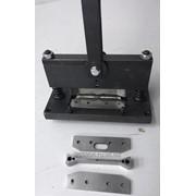 Пресс для пластика и алюминия фото