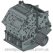 Дробилка роторная ДРК-8х6 крупного дробления фото
