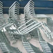 Горячее цинкование металлоконструкций фото
