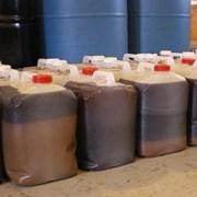 Отработанное растительное масло фото