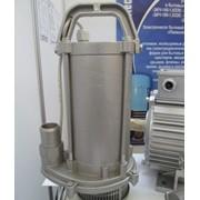 Электронасосы центробежные погружные для загрязненных вод Гном 2 фото