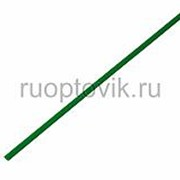 2. 0 / 1. 0 мм 1м термоусадка зеленая REXANT фото