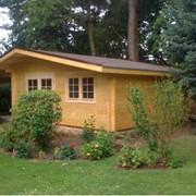 Дачные, деревянные дома, бани