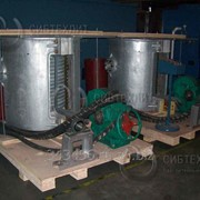 Индукционная плавильная печь GW 0.25-250-1 фото