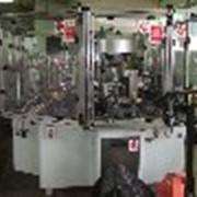 Этикетировочный автомат б\у CAVAGNINO & GATTI для наклеивания этикетки фото