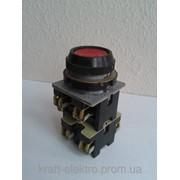 Выключатель кнопочный КЕ-012 фото