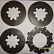 Комплект дисков фрикционных к станку 2М55 производства Одесского завода радиально-сверлильных станков фото