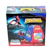 Палатка большая в коробке SPIDER-MAN фото