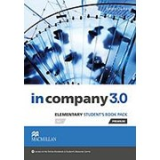 Simon Clarke In Company 3.0 Elementary Student's Book Pack фото