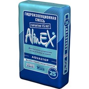 Гидроизоляционная смесь AlinEX Аквастоп 25 кг фото