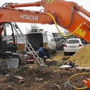 Гидроразводка для Hitachi ZX330,Hyundai R300 фото