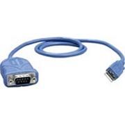 Конвертер TRENDnet USB to Serial RS 232 фото