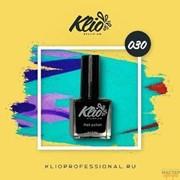 Klio, Лак для стемпинга № 30 черный фото
