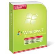 Программное обеспечение Microsoft Windows Home Basic 7 Russian фото