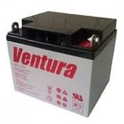 Акумуляторні гелеві батареї VENTURA фото