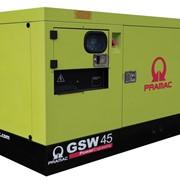 Дизельный генератор Pramac GSW 45P (35кВт) фото