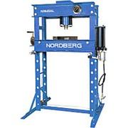 N3645AL NORDBERG ECO Пресс гидравлический с пневмоприводом, усилие 45 тонн фото