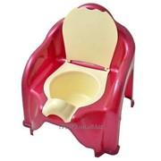 Детский горшок-кресло Бамбино фото