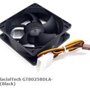 Вентилятор GlacialTech GT8025BDLA-1(Black) фото