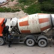 Товарный бетон марки М-250 В20 фото