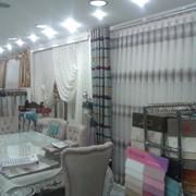 Дизайн, пошив, установка и навеска штор студией дизайна Author's View в Астане фото