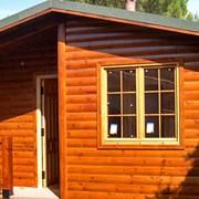 Дом деревянный Карпаты фото