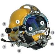 Водолазные шлемы Kirby Morgan Super Lite фото