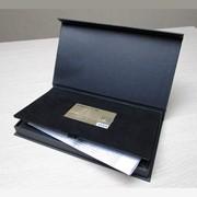 Упаковка для пластиковых карт (банковских, дисконтных) фото