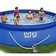 Надувной бассейн Intex 28168 (56912) Easy Set Pool 457х122 см + аксессуары фото