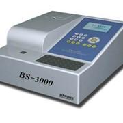 Анализатор полуавтоматический биохимический с наливной кюветой BS-3000 фото
