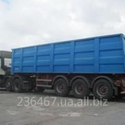Перевозка сыпучих грузов, с/х продукции, удобрений!!!! фото