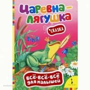 Книга 20434 Царевна-лягушка.Все-все-все для малышей фото