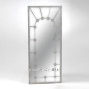 Зеркало Купол светло серое фото