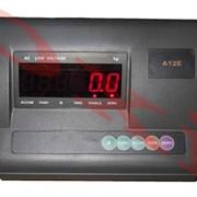Весопроцессор А12Е ( индикатор) для весов до 100 тонн фото