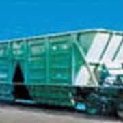 Полувагон-хоппер для угля модель 22-4003 фото