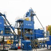 Асфальтосмесительные установки в стационарном исполнении. ДС-185У фото