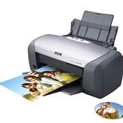 Струйный принтер. фото