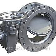 Затвор дисковый 32с921р, стальной фото