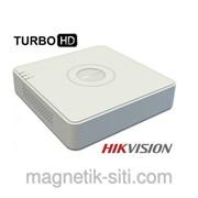 4-канальный Turbo HD видеорегистратор DS-7104HQHI-F1/N фото