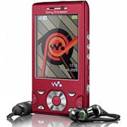 Sony Ericsson W995 red Оригинал фото