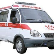 Скорая медицинская помощь на базе автомобиля ГАЗ 3221 Газель фото