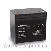 Батарея общего назначения SUNLIGHT SP12-55 фото
