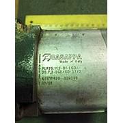 Гидронасос шестеренчатый двухсекционный CASAPPA PLP20.11,2 БУ Bomag 05802592 фото