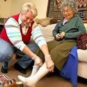 Социальный уход за людьми преклонного возраста (осуществляется не медицинским персоналом) фото