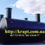 Резервуар для нефтепродуктов подземный 25 куб.м фото