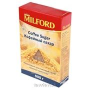 Цукор до кави Milford 500 г тростинний фото