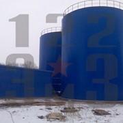 Изготовление вертикальных резервуаров с понтоном, резервуары цилиндрические стальные для хранения нефтепродуктов, нефти фото