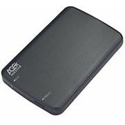 Корпус для HDD 2.5 SATA AgeStar 3UB2A12 алюминиевый, чёрный usb 3.0 фото