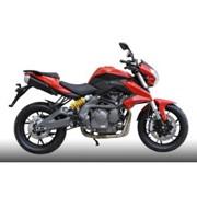 Мотоцикл Benelli BN600I красный фото